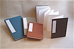 Accordion Note Book, Small, Med, Large