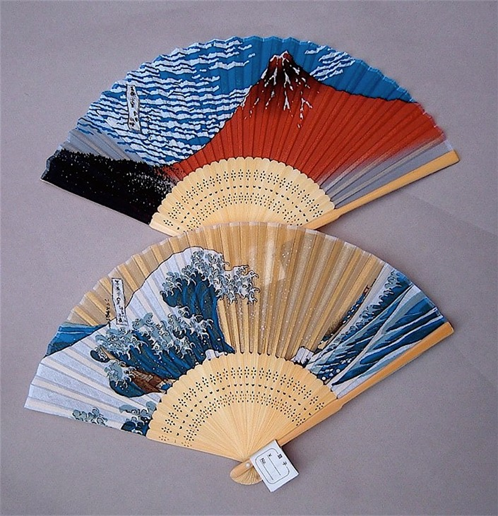 Silk Fan Wave, Fuji
